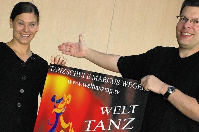 Tanzlehrer freut sich über Boom in allen Altersklassen