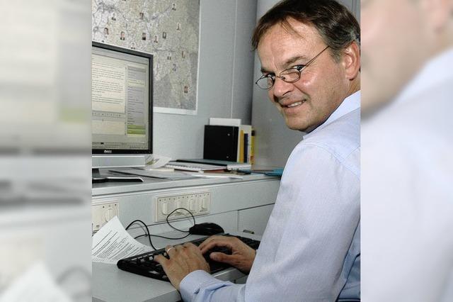 Internet-Chat mit Frank Scherer über den Eurodistrikt Straßburg-Ortenau