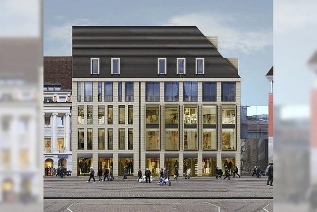 Sparkassen-Neubau: Heiße Diskussionen wegen Fassade