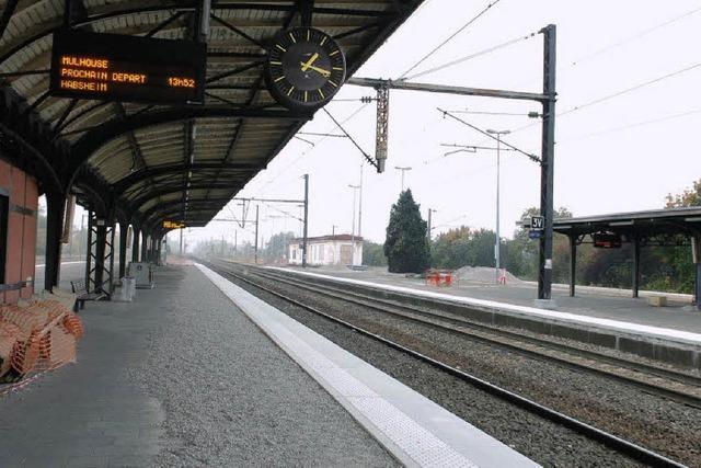 Pendler spüren Zugausfälle