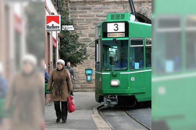 Hoffen auf die Straßenbahn