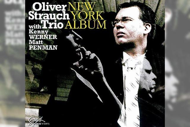 CD: JAZZ I: Auf den Pianisten zugeschnitten