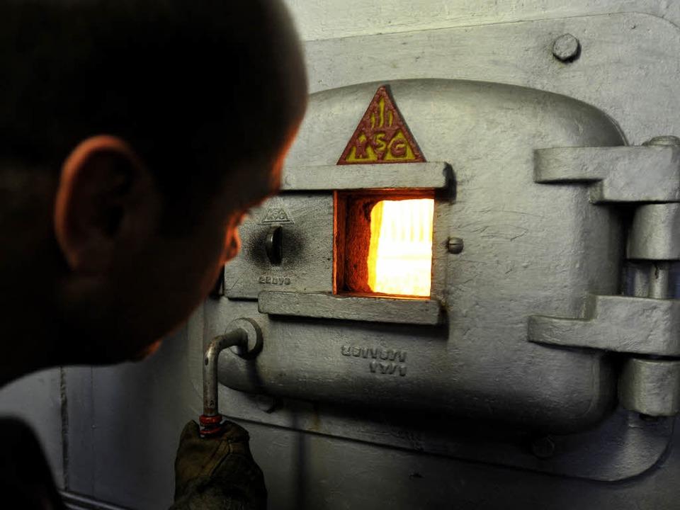 Umstritten: Das Heizkraftwerk am Universitätsklinikum  | Foto: Ingo Schneider