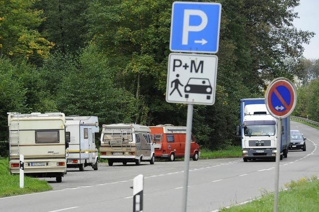 Mobile Prostituierte: Ärger in Opfingen