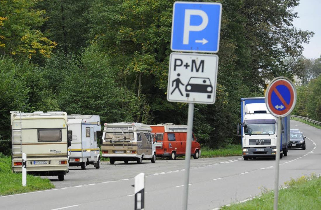 Mobile Prostituierte: Ärger in Opfingen - Freiburg