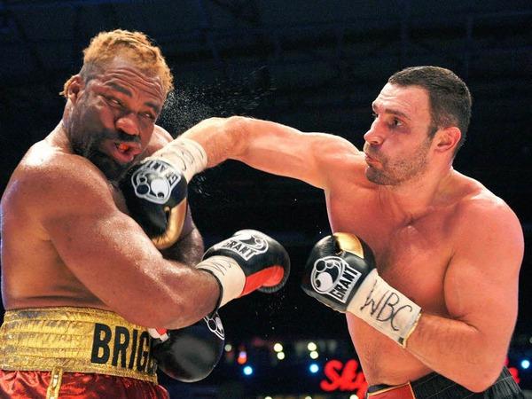 Boxkampf Heute