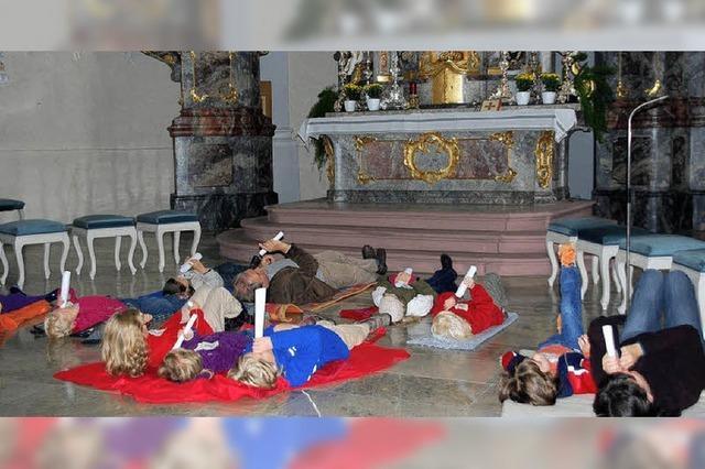 Kirche kindgerecht erklärt
