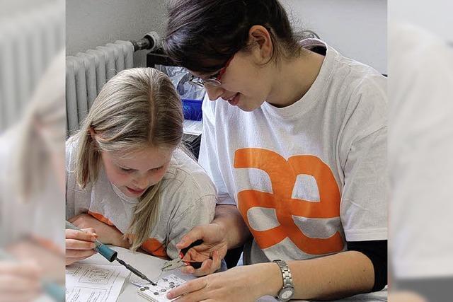 Drei Fakultäten an einem Ort – optimales Umfeld für junge Forscher