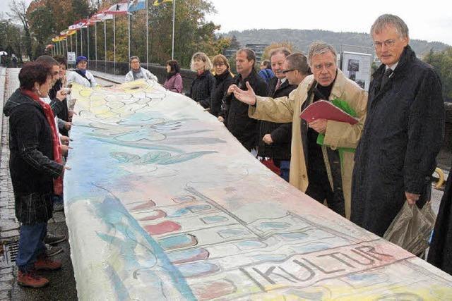 Alles dreht sich um Rhein und Energie