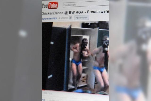 YouTube: Wie die Bundeswehr um die Klicks kämpft