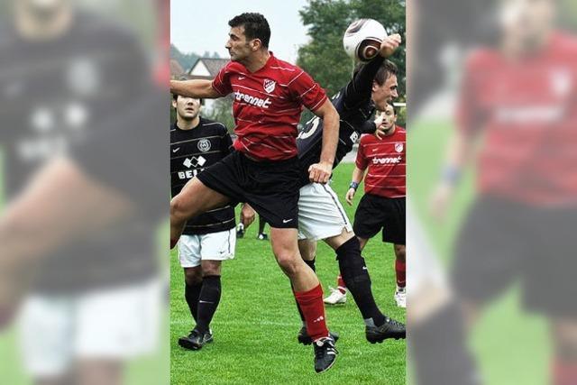 FC Wehr gewinnt weiter nur an Erfahrung