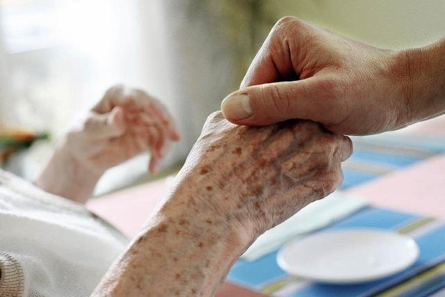 Fortschritte bei Pflegezeit für Angehörige