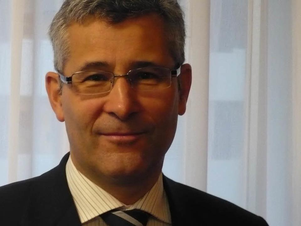 Andreas Neff, der  neue Präsident des Landgerichts Freiburg.  | Foto: Privat