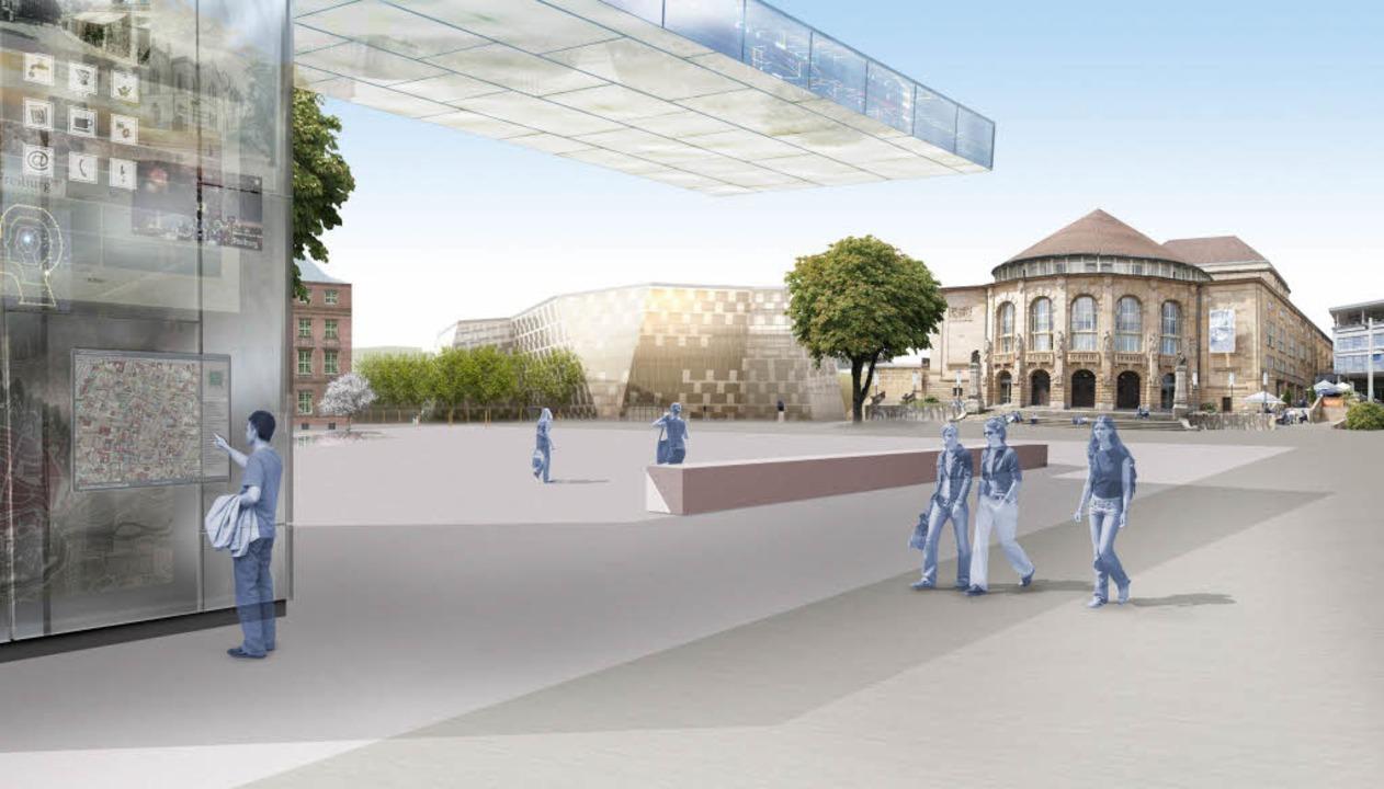 1.Preis Wettbewerb  -  Platz der Alten...senstiel.dewww.architekt-rosenstiel.de    Foto: faktorgrün - Rosenstiel
