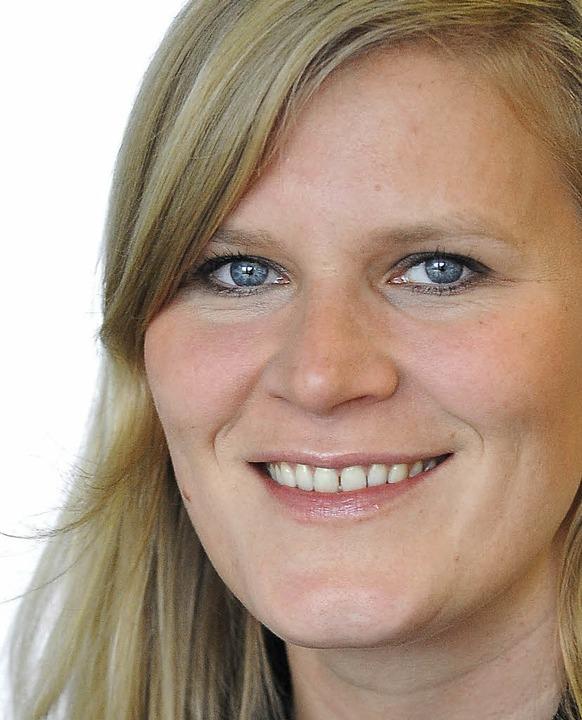 Friederike Schulte   | Foto: Kunz