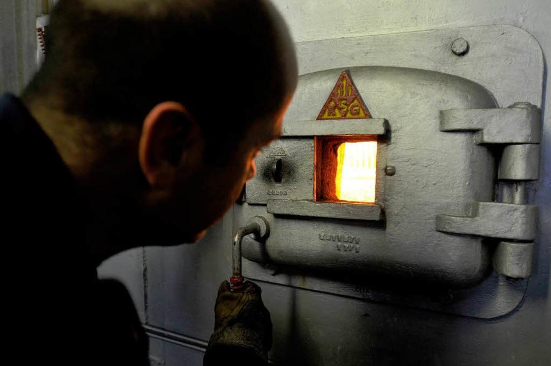 Ein hitziger Streit ist um das Heizkraftwerk der Uniklinik entbrannt.  | Foto: Ingo Schneider