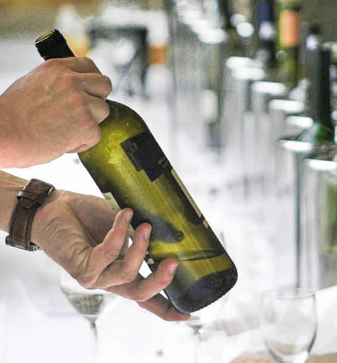 Ihre Klasse bewiesen die Weinerzeuger ...ßten Weinwettbewerb,  der AWC Vienna.   | Foto: Wendel