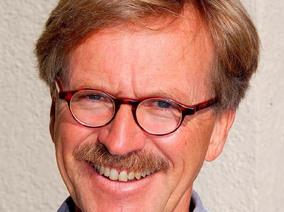 Erik Roth, Referent für städtebauliche Denkmalpflege  | Foto: Gerold Zink