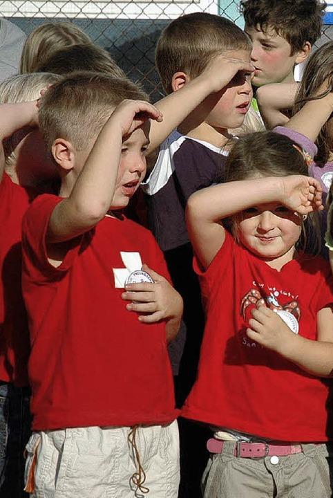 Eine Volksinitiative will den Dialekt ...ler Kindergärten gesetzlich verankern.  | Foto: chymo