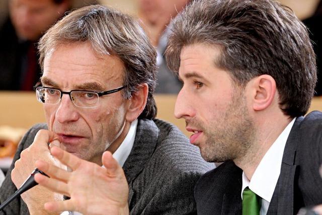 Stuttgart-21-Gegner rechnen mit Bahn und Land ab