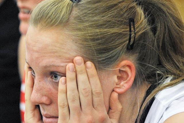 Den Rhein-Main-Baskets fliegt der Sieg zu