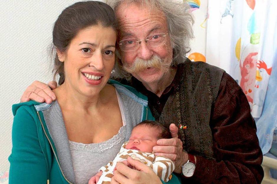 """Der ehemalige """"Hobbythek""""-Moderator Jean Pütz ist mit 74 Jahren Vater einer Tochter geworden. Dabei ist er noch jung im Vergleich zu... (Foto: dpa)"""