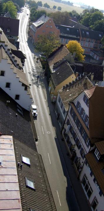 Wenig einfallsreich gestaltet durchsch...chten städtebaulichen Herausforderung.  | Foto: susanne Müller