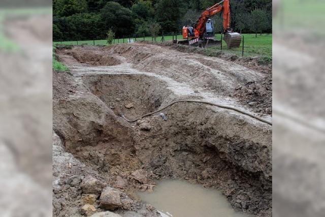 Sanierung der Brunnenstube wird teurer