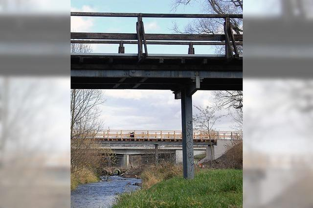 Marode Brücke zu haben
