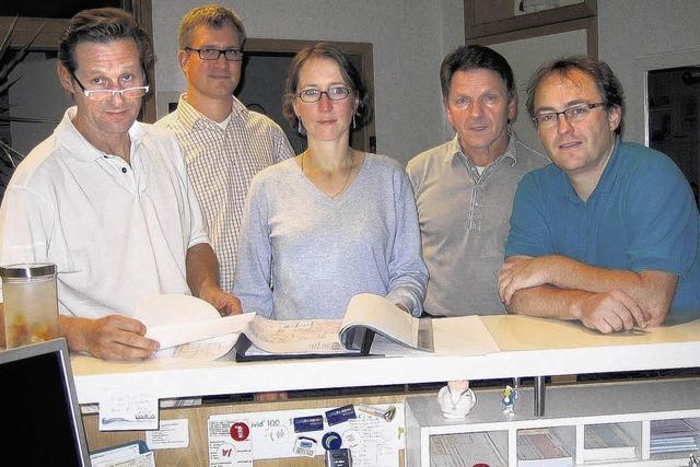 Fünf Mediziner gründen Ärztehaus