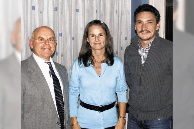 Klaus Tritschler ist weiterhin Vorsitzender