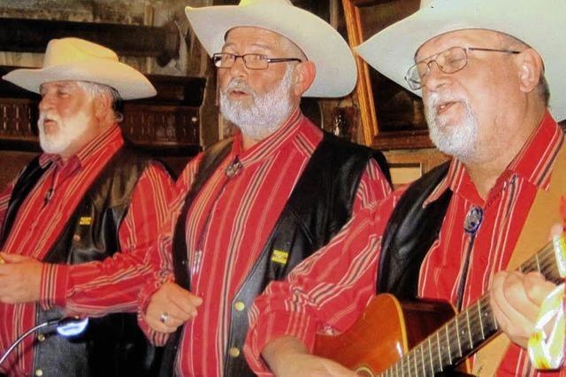 Los Bassos: Schlagerspaß im Westernkostüm