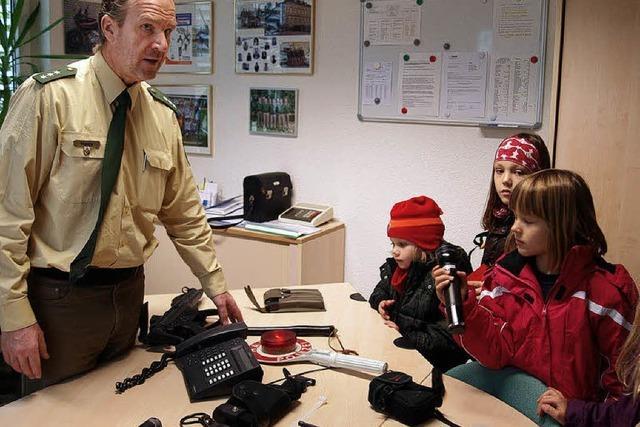 Junge Detektive auf Abenteuermission