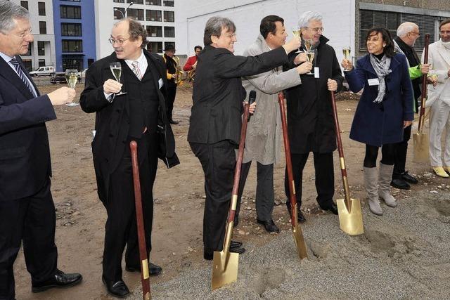10 Millionen Euro für Labore
