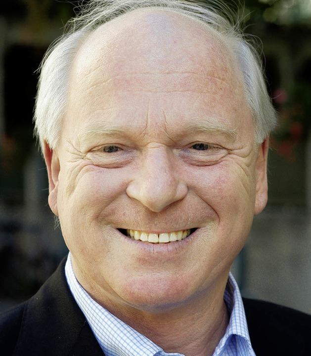 Atomkraftgegner: CDU-Fraktionschef Wendelin von Kageneck  | Foto: Ingo Schneider