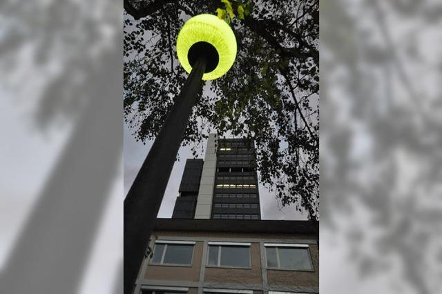 Stadt will Strom sparen