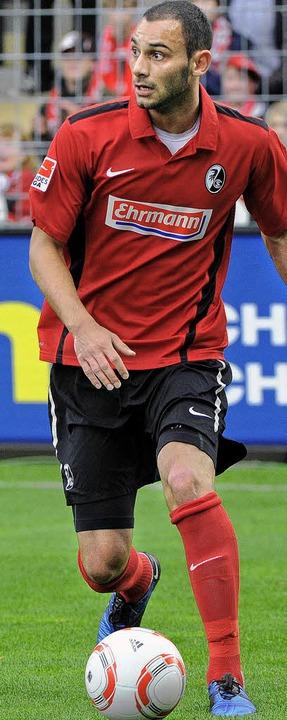 Kann er heute spielen? SC-Innenverteidiger Ömer Toprak hat muskuläre Probleme.   | Foto: heuberger