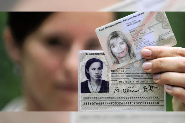 Endspurt zum alten Personalausweis