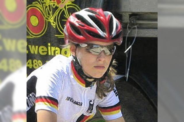 Sarah Scharbach in den Nationalkader
