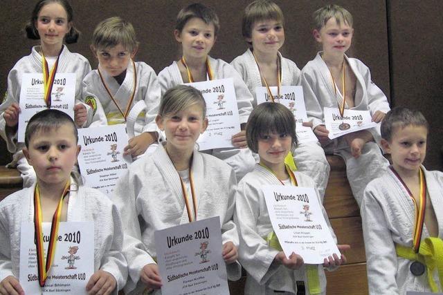 Erfolg bei Meisterschaften