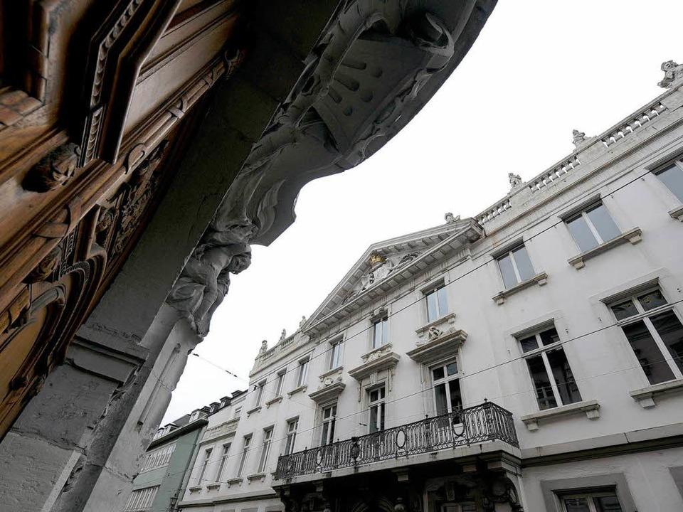 Hier wird demnächst das Urteil gesprochen: das Landgericht Freiburg.  | Foto: Ingo Schneider