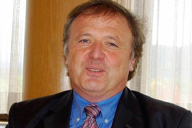 Landtagswahl 2011: Klaus Brodbeck tritt nicht mehr an