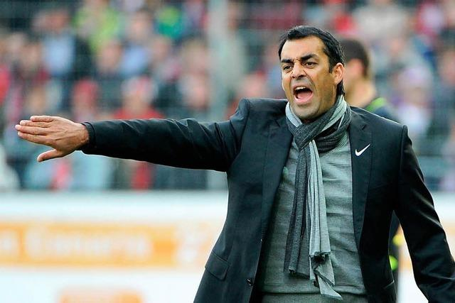 Pokal-Aus: Dutt kritisiert Schiedsrichter – und bläst gegen Bayern