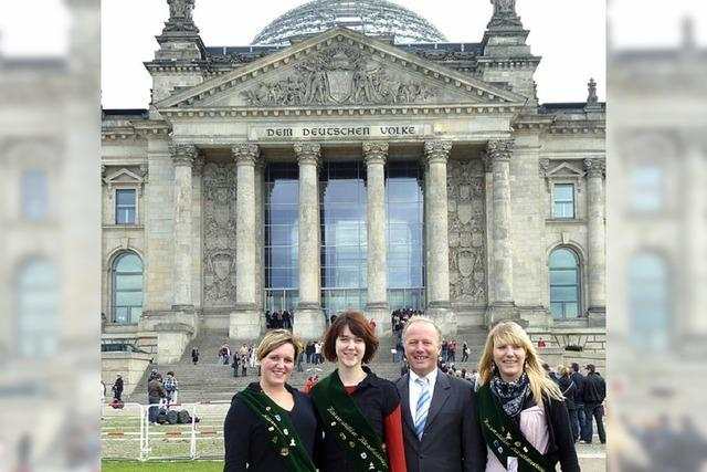 Kirschenhoheiten zu Gast in Berlin