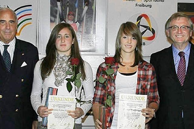 Auszeichnung für Lenzkirch