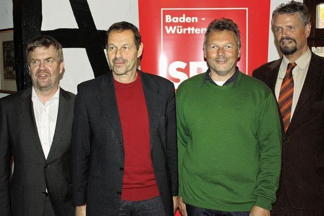 Landkreis-SPD ist im Umbruch