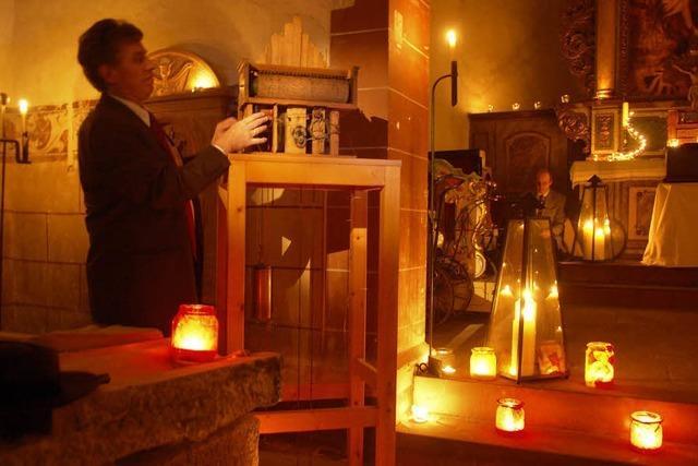 Klassik im Kerzenschein