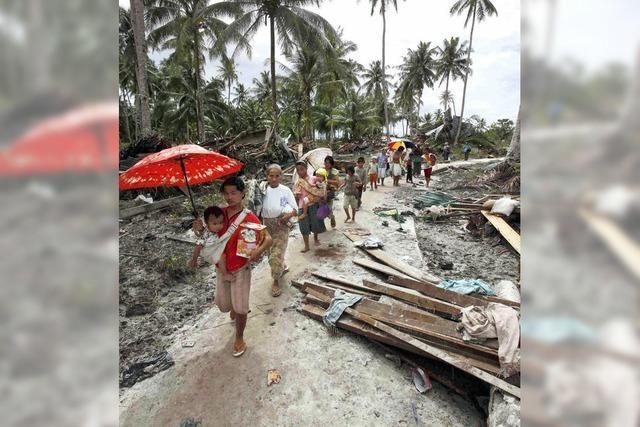 Indonesischer Vulkan Merapi erneut ausgebrochen