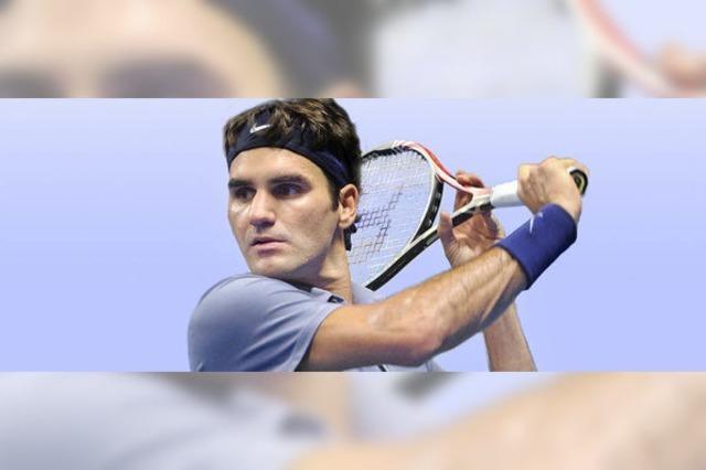 Die Tennis-Elite ist in Basel bei den Swiss-Indoors zu Gast