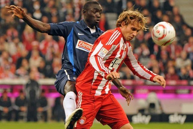 SC Freiburg verliert gegen den FC Bayern 2:4